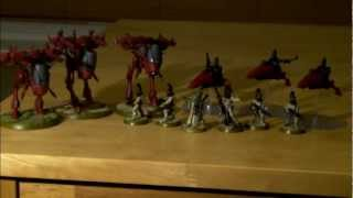 CC Wargames 40K Tactica: Craftworld Eldar Allies (4th Edition Codex)