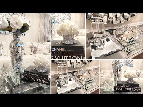 DIY Home Decor Ideas | Dollar Tree DIY Glam & Mirror Decor