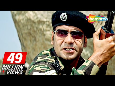 Ajay Devgn & Bobby Deol action scene from Tango Charlie [2005] - Republic Day Special