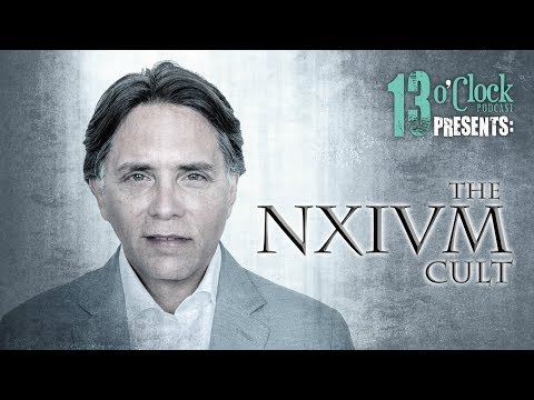 Episode 156 - The NXIVM Cult