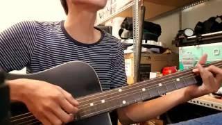 Bây giờ mới kể - DaK - Guitar Cover