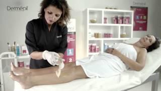 [Méthode Dermépil®] Etape 2 J'épile les jambes - Gamme Perfection - Cire sans bande Ultra-fine