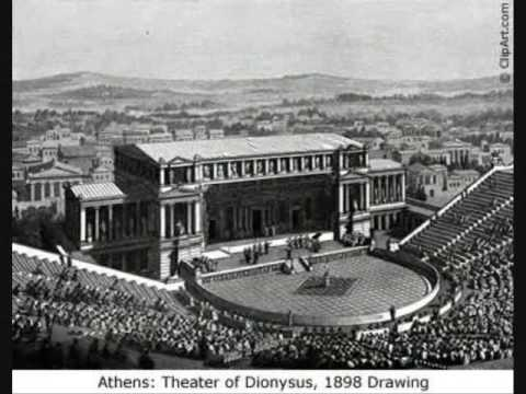 The Theatre of Dionysus - YouTube