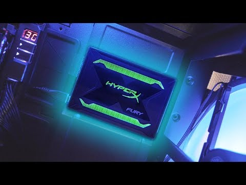 Hyper-X Does RGB RIGHT! SSDs, Keyboards, Mice & MORE!