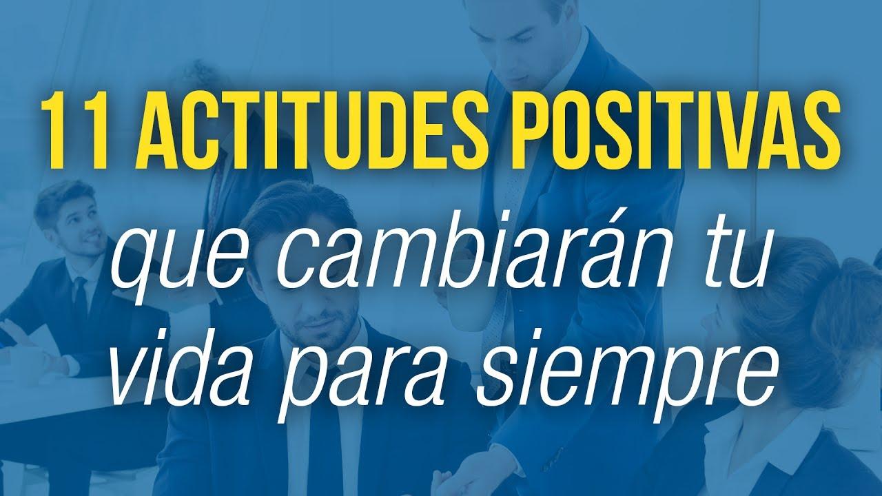 mantener actitud positiva siempre