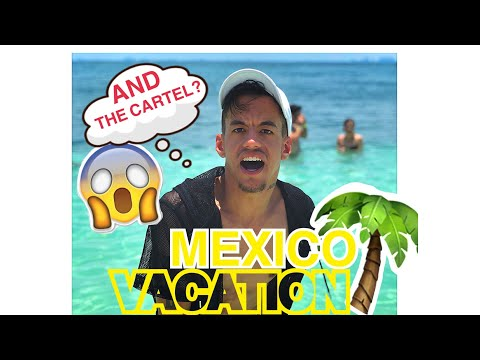 CANCUN MEXICO - VACATION VLOG (SHAY X TRE TAKE MEXICO)   SHAY MICHAEL