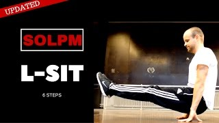 THE SCIENCE OF LEARNING L-SIT - LEVEL 1 - UPDATED
