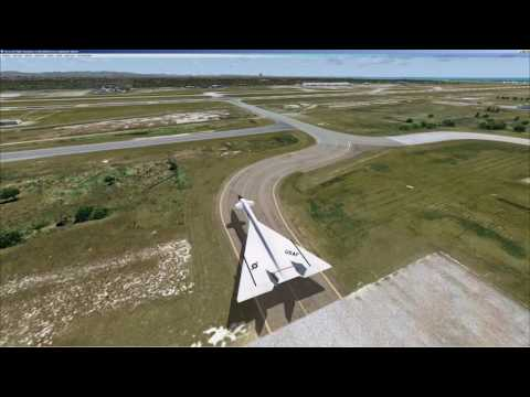 FSX | NASA XB 70 Valkyrie | YBBN - YSSY | Full flight