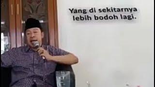 Kyai Cirebon tertawakan Sandiaga Uno yang salah dalam berwudhu dan ziarah kubur