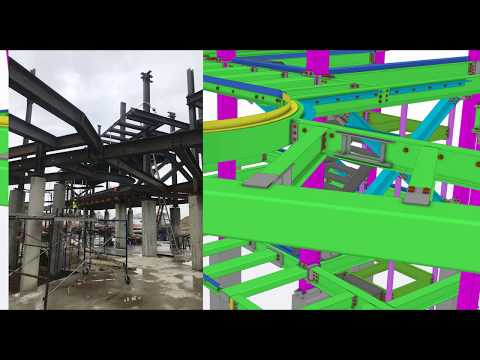 1280 Meadow Lane - 2018 Tekla North America BIM Awards