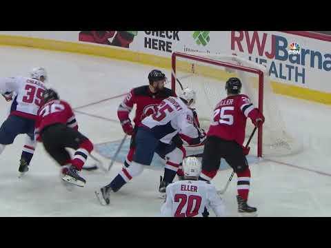 Washington Capitals - New Jersey Devils - September 18, 2017 | Game Highlights | NHL 2017/18