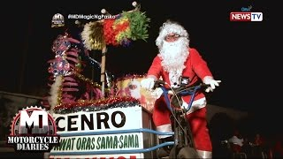 Motorcycle Diaries: Pinoy Santa Claus