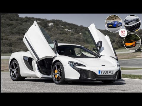 mclaren 650s spider awe cats and exhaust vs mp4 12c with. Black Bedroom Furniture Sets. Home Design Ideas