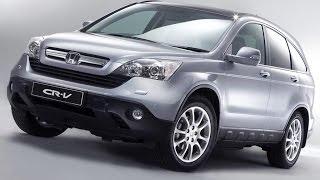 HONDA CR V 2008 год 2.4 л. 4WD Бензин от РДМ Импорт смотреть