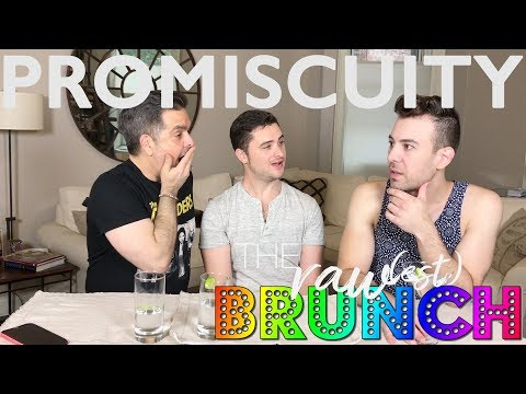 Promiscuity | The Raw(est) Brunch: Raw Talk For Gay Men