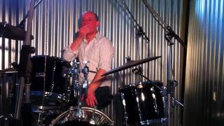 Angus Wallace's BIG drum sound experiments