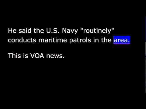 VOA news for Thursday, May 14th, 2015