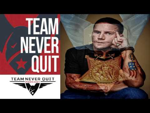 Comedy- Never Quit Podcast- EP.# 58: Kyle Carpenter – USMC Medal of Honor recipient