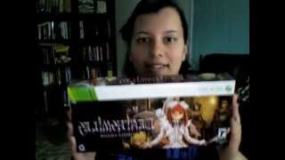 Box Opening of DeathSmiles Xbox 360