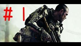 call of duty advanced warfare 決勝時刻 先進戰爭 ps4 multiplayer 1 新手上路