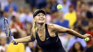 Maria Sharapova the best pictures 2013