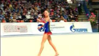 Melitina Staniouta 2009 Moscow GP EF Rope
