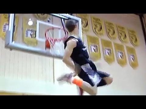 Jordan Kilganon With The Best Dunk Ever?