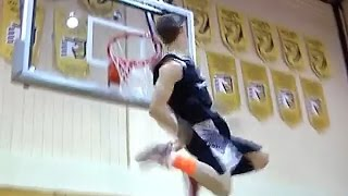 Jordan Kilganon With The Best Dunk Ever? Video