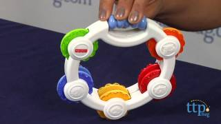 Shake n Beats Tambourine from Fisher-Price