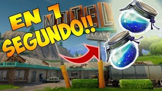 COMMENT PRENDRE SHIELD EN 1 SECONDE! FORTNITE BUG - CONSEIL de FORTNITE!