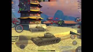 WoT Blitz Т30 в современном рандоме