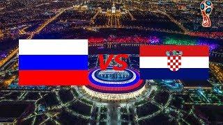 MM-Kisat 2018 Fifa 18 | Osa 32 Venäjä vs Kroatia