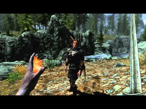New Jagged Thorn Vampire Skyrim Lets Play! 1