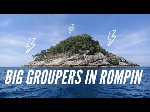 BIG Groupers & Red Snappers In Malaysia (Saltwater Fishing)