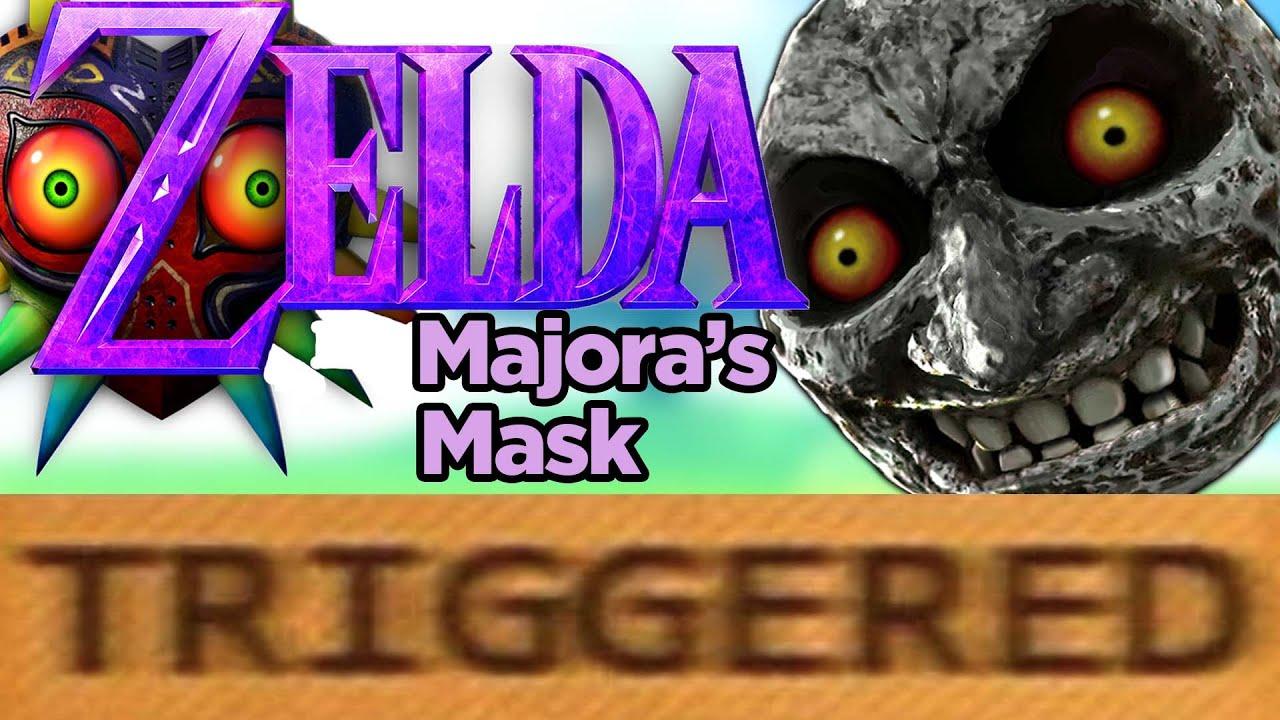 How The Legend of Zelda Majora's Mask TRIGGERS You!