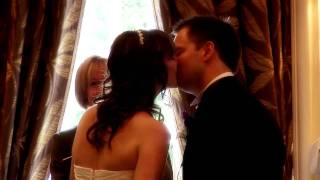 Wedding video from Ringwood Hall hotel, Chesterfield