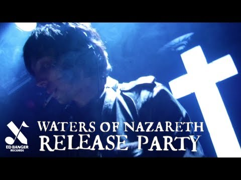 Waters Of Nazareth Release Party