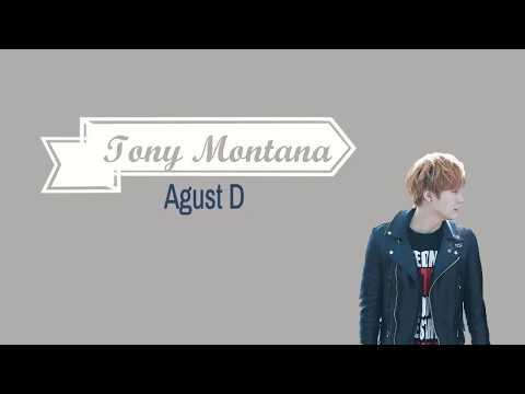 Free Download [pt-br] Agust D - Tony Montana (feat. Yankie) Mp3 dan Mp4