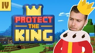 PROTECT THE KING - EP.4 - Catastrophe au Nether ! - MINECRAFT