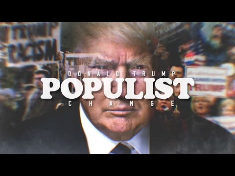 Donald Trump: the Populist Change