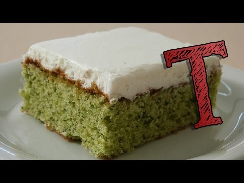 spinach-cake-recipe-|-how-to-make-green-cake