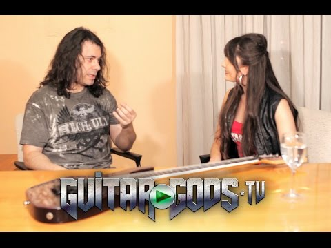 Tony Hernando Interview - Guitar Gods Tv