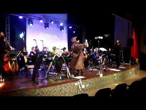 Orquestra Sinfônica Antífona de Campo Mourão em Juranda - 20/12/2019