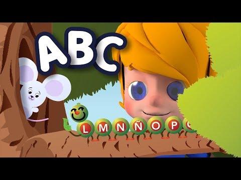 Abecedario ABC - Ololo Bebe Canciones Educativos Para Niños