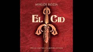 El Cid Original Soundtrack CD 3- 08 Suite Fron Double Indemnity