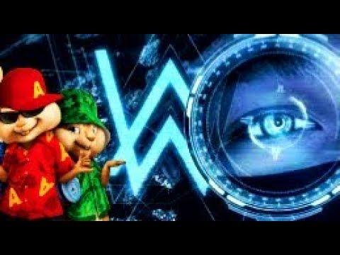 Alan Walker-The Spectre (Alvin e os esquilos)