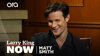 Matt Smith: Claire Foy should have been paid the most