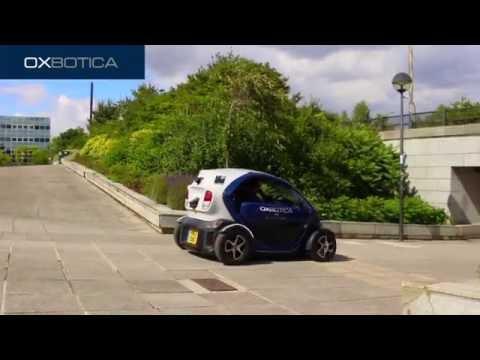 prueban por primera vez autos sin conductor en reino unido