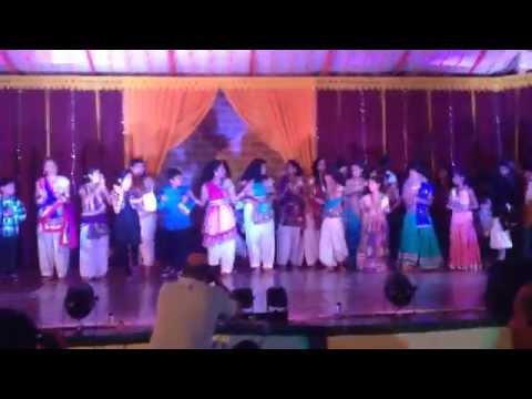 Manwa laage, Satakali and Indiawale dance