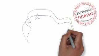 Как нарисовать домик в зимнем лесу(Как нарисовать картинку поэтапно карандашом за короткий промежуток времени. Видео рассказывает о том,..., 2014-07-02T17:19:07.000Z)